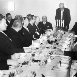 Juhlaillallinen Epossa 1960