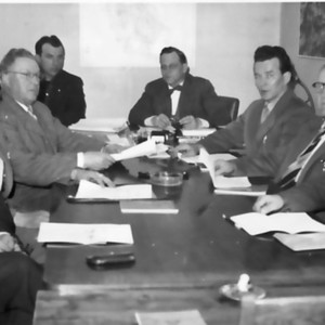 Kauppalanhallitus 1956
